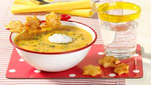 Rezept Meister Lampes Sternchensuppe