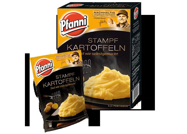 KartoffelpГјree Pfanni Zubereitung