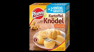 Pfanni Potato Dumplings Half & Half (267 g)