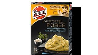 Pfanni Kartoffelpüree Zubereitung